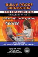 Bully Proof Workshop for Kids V3