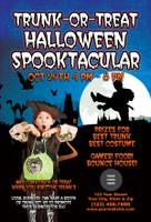 Trunk or Treat Halloween Spooktacular