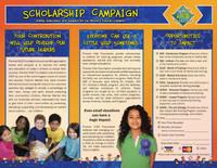 Scholarship Brochure - Premier Kidz Foundation