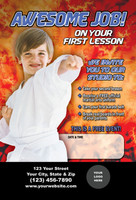 Awesome Job on Your First Lesson V1