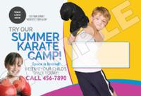 Karate Summer Camp