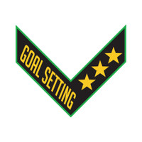 BBE Training Patches - Goal Setting