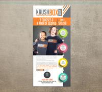 KrushBox Kids  Rack Cards