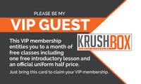 KrushBox Business Card Edge