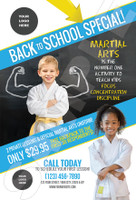 *NEW!! Back to School Muscle