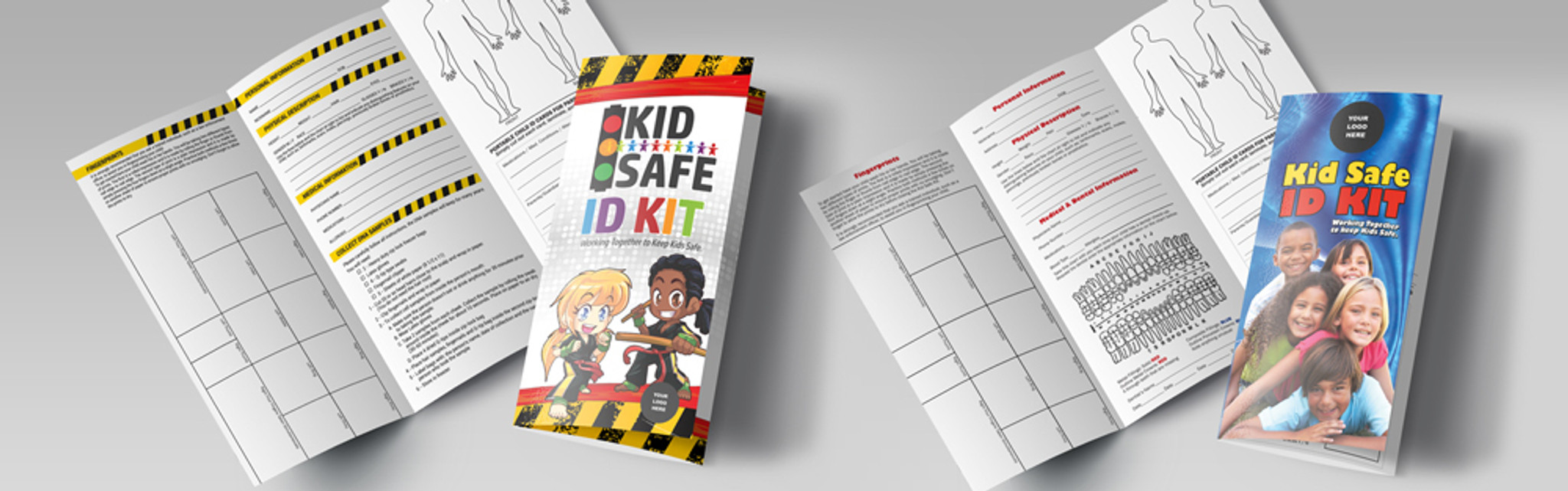 Kid Safe ID Kit