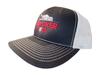 Wrecker Black Trucker Hat 112