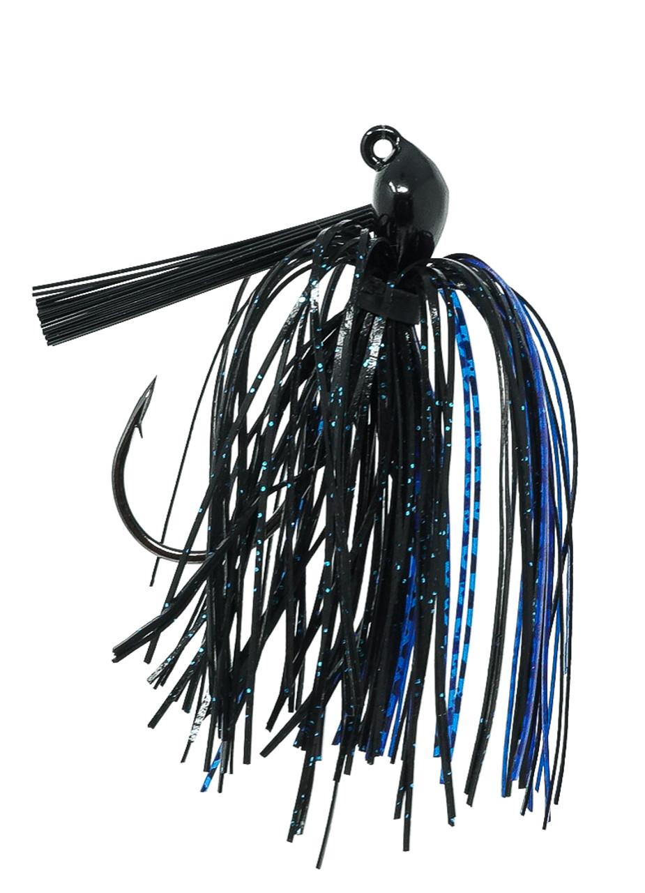 Black Blue Trokar Jig