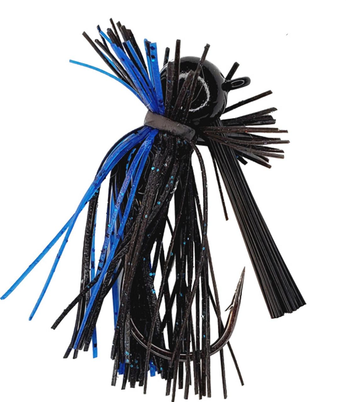 Black Blue Ball Jig Wrecker