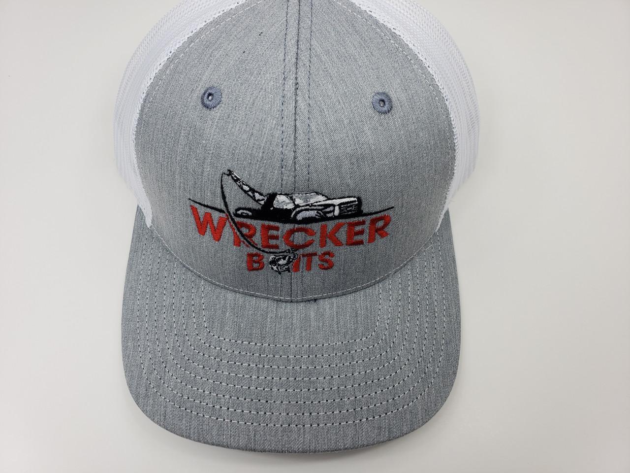 Wrecker Baits Fishing Hat