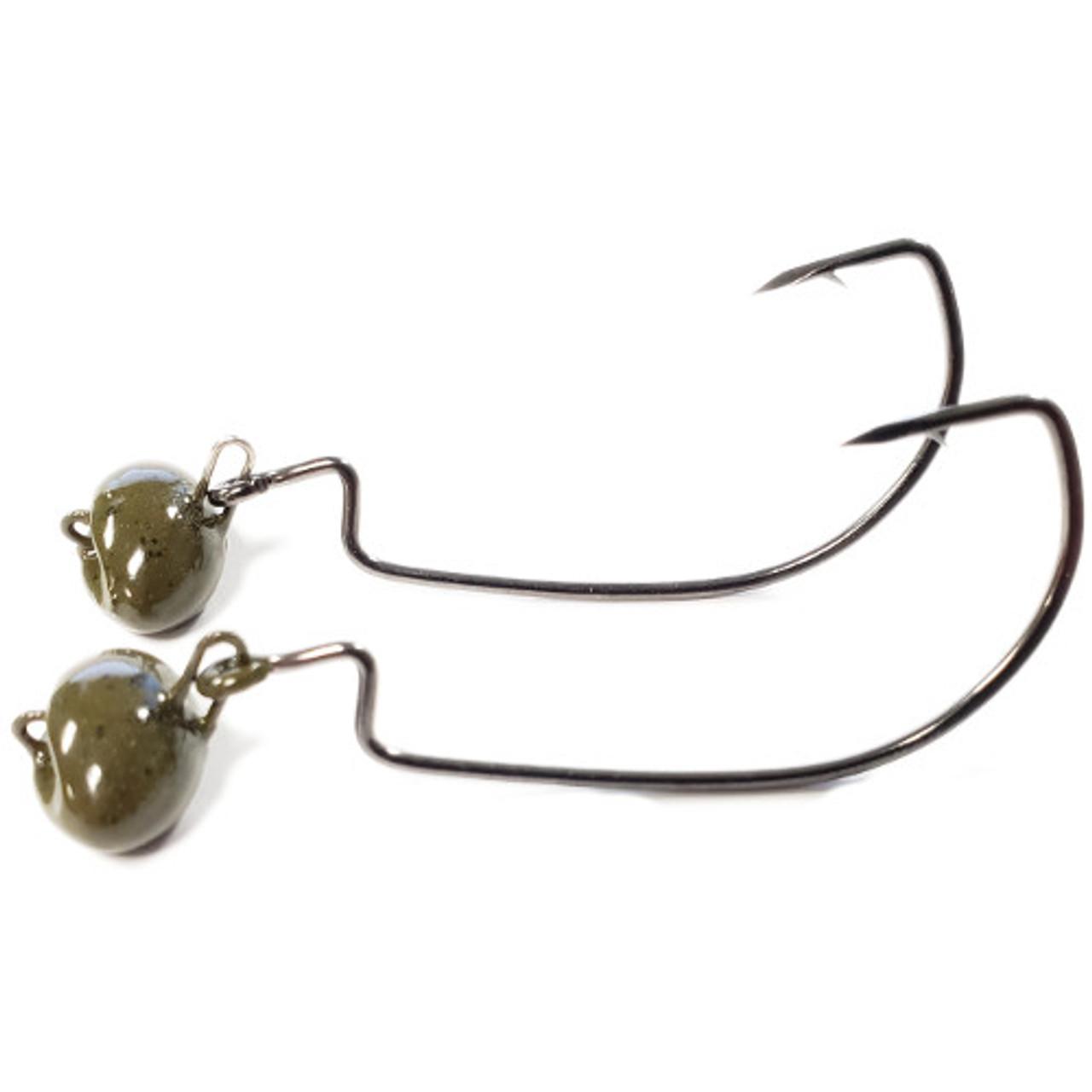 Green Trokar Swing Head