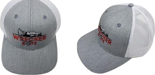 Wrecker heather grey Hat