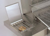 AOG 30PCL L-Series 30-Inch Gas Grill On Cart With Rotisserie & Side Burner