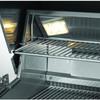 Fire Magic H790I-4E1N-W Echelon Black Diamond 36-Inch Built-In Gas Grill With Magic View Window - H790i-4E1N-W