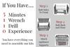 "55"" - 60"" DIY Outdoor Kitchen Frame Kits"