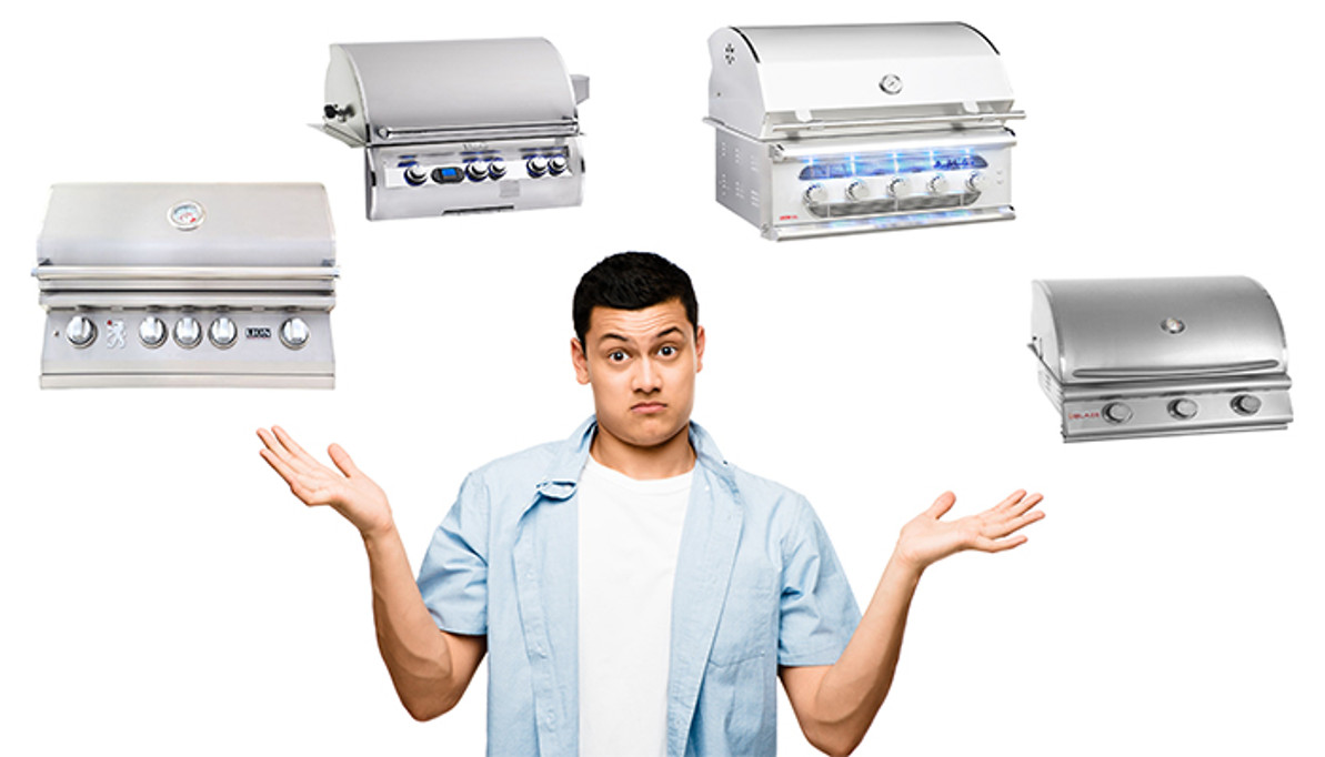 How To Avoid Three Common Mistakes When Purchasing Your New Grill