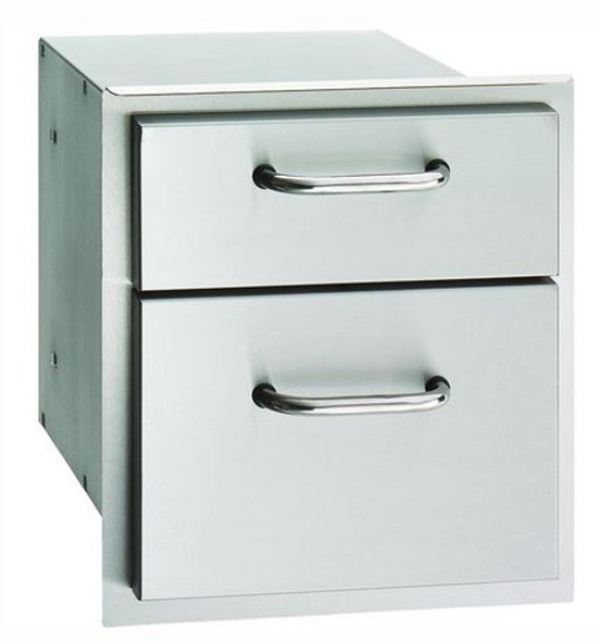 AOG 16-15-DSSD 14 Inch Double Access Drawers
