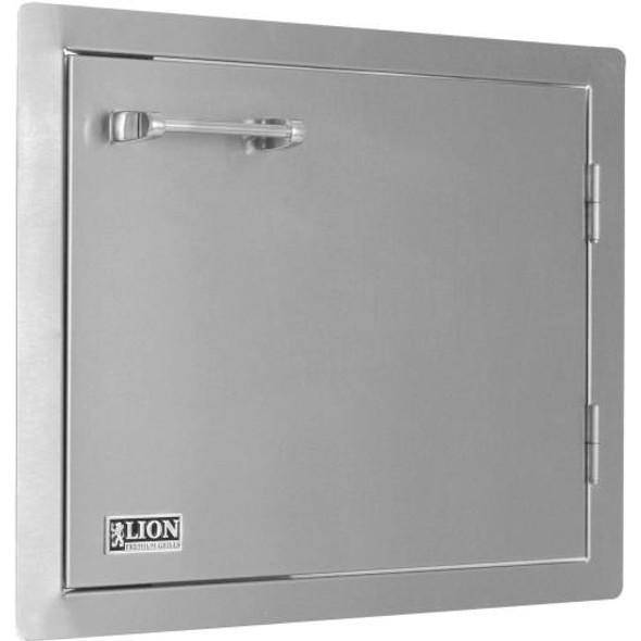 Lion L2219 22-Inch Horizontal Single Access Door