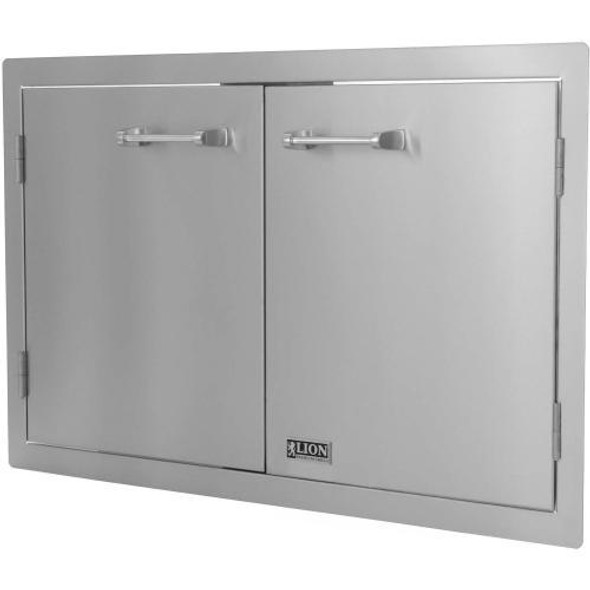 Lion L3322 33-Inch Double Access Door