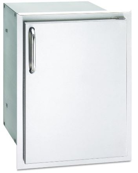 Fire Magic 33820-SR  Select 14 Inch Right-Hinged Single Door With Dual Drawers