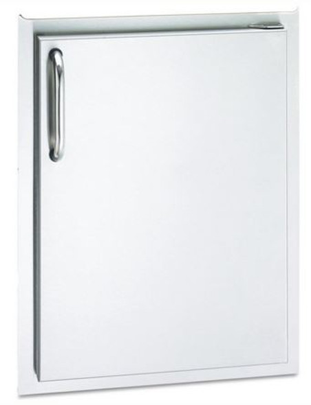 AOG 14-20-SSDR 14 Inch Right Hinged Single Access Door - Vertical