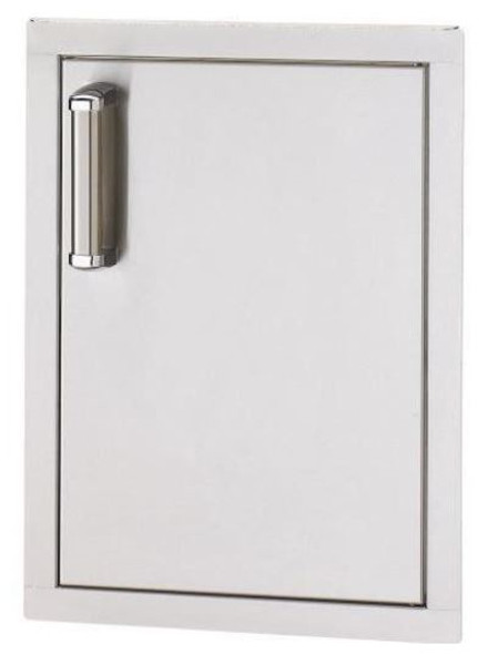 Fire Magic 53920SC-R Premium Flush Mount Vertical 14 Inch Right Hinged Single Access Door