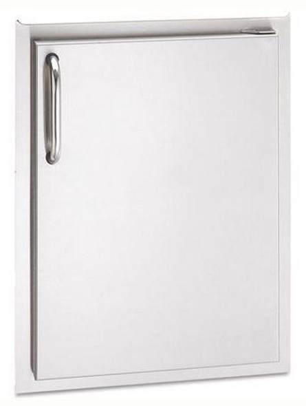 AOG 24-17-SSDR 17 Inch Right Hinged Single Access Door - Vertical