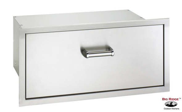 Fire Magic 53830-SC Premium Flush Mount 30 Inch Masonry Drawer