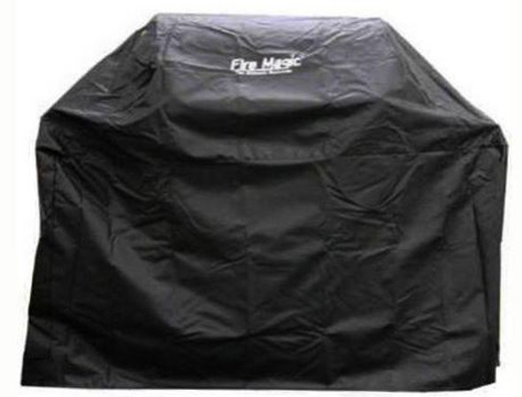 Fire Magic 5160-20F Grill Cover For Aurora A540 Gas Grill On Cart-With Shelves Up