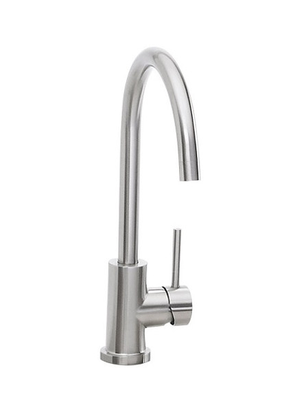 Sedona By Lynx LFK Professional Outdoor Single-Handle Gooseneck Faucet