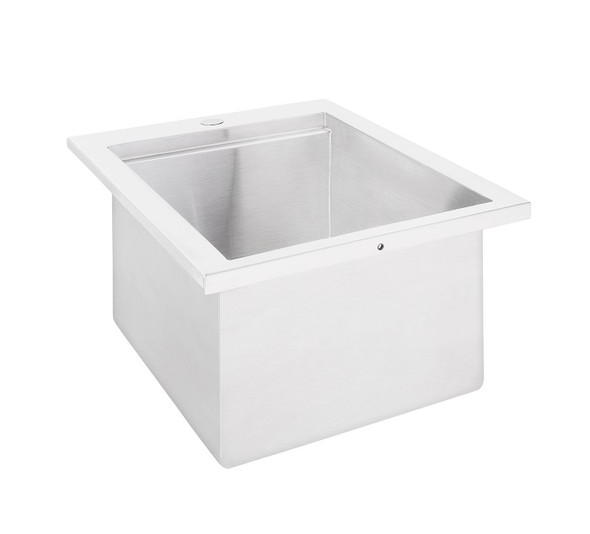 Sedona By Lynx LSKD18 18-Inch Drop In Deep Sink