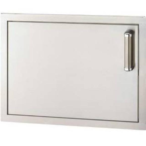 Fire Magic 53917-SCL Premium Flush Mount 24 Inch Left Hinged Single Access Door