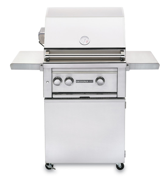 Sedona By Lynx L500FR 30-Inch Freestanding Gas Grill With Two Stainless Steel Burners & Rotisserie