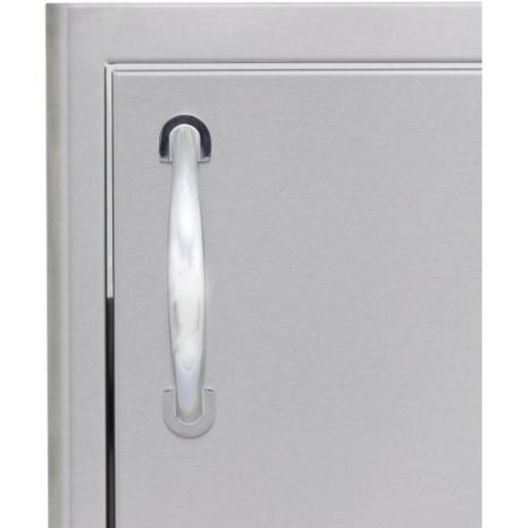 Blaze BLZ-SV-1420-R 18-Inch Single Access Door Vertical-Right Or Left Hinge