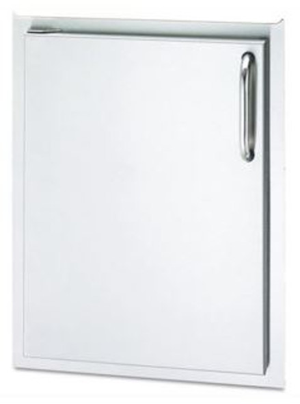 AOG 14-20-SSDL 14 Inch Left Hinged Single Access Door - Vertical