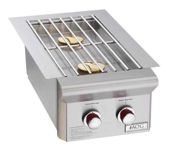AOG 3282T T-Series Drop-In Gas Double Side Burner