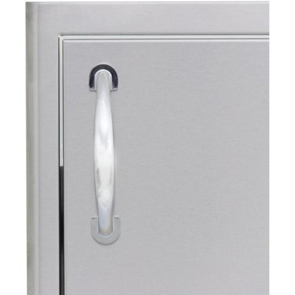 Blaze BLZ-SH-2417-R 28-Inch Horizontal Single Access Door-Right Or Left Hinge