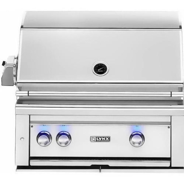 "Lynx L30R-3 Professional 30"" Built-In Grill with Rotisserie"