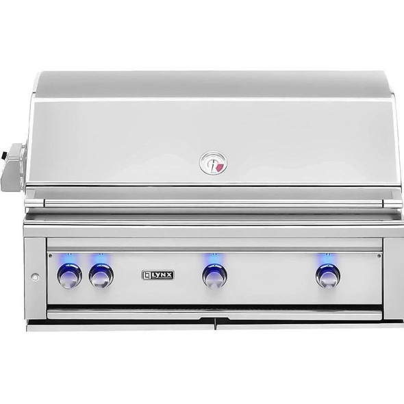 "Lynx L42R-3 Professional 42"" Built-In Grill with Rotisserie"