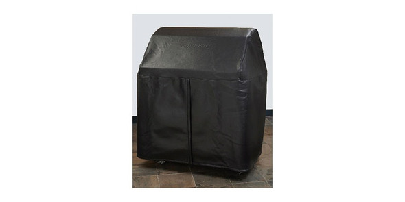 Lynx CC27FCB Grill Cover For 27-Inch Professional Gas BBQ Grill On Cart With Side Burners