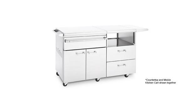 """Lynx 54"""" LMC54 Mobile Kitchen Cart"""