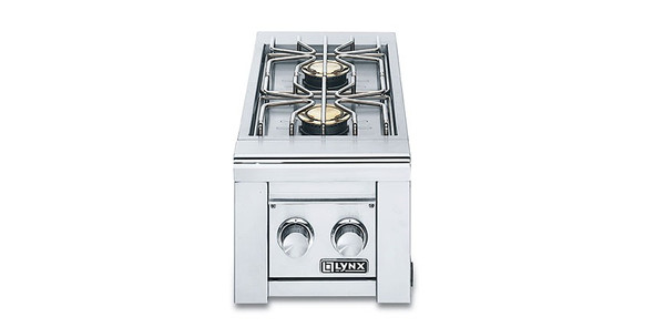 Lynx LSB2-2 Professional Built-In Double Side Burner