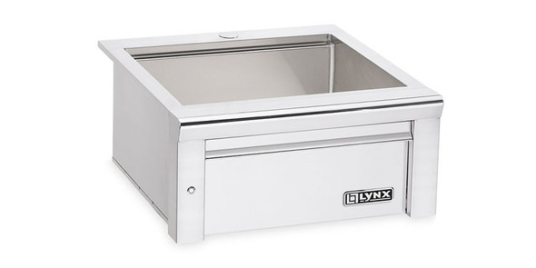 "Lynx LSK24 Professional 24"" Insulated Sink"