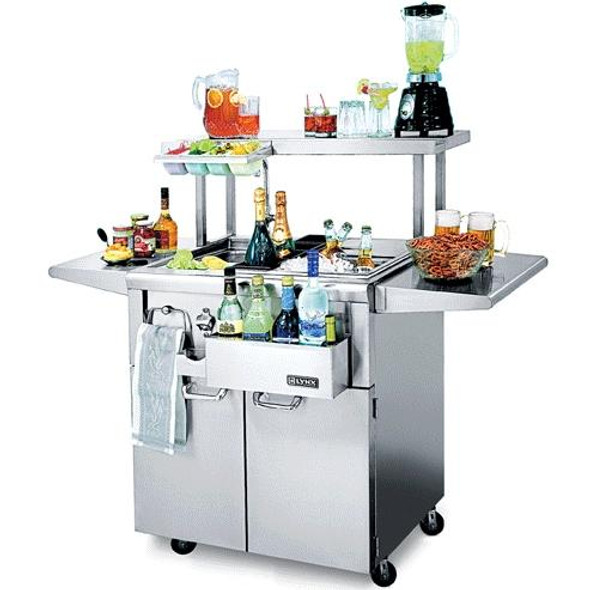 "Lynx LCS30F Professional 30"" Freestanding Cocktail Pro With Sink & Ice Bin Cooler"