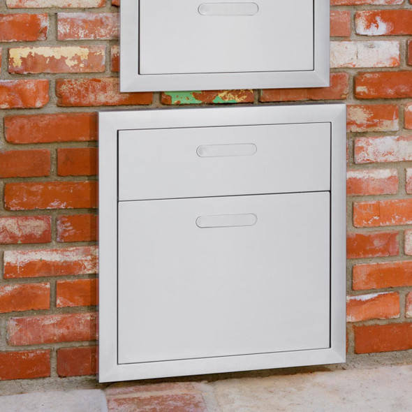 Lynx LDW19 Professional 19-Inch Wide Double Drawer