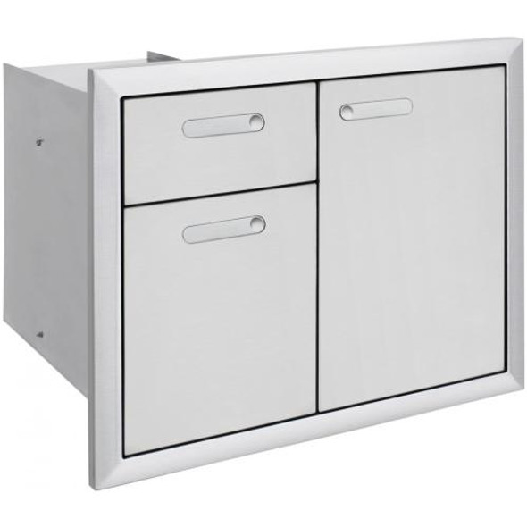 Lynx LSA30 Professional 30-Inch Wide Door And Double Drawer Combo