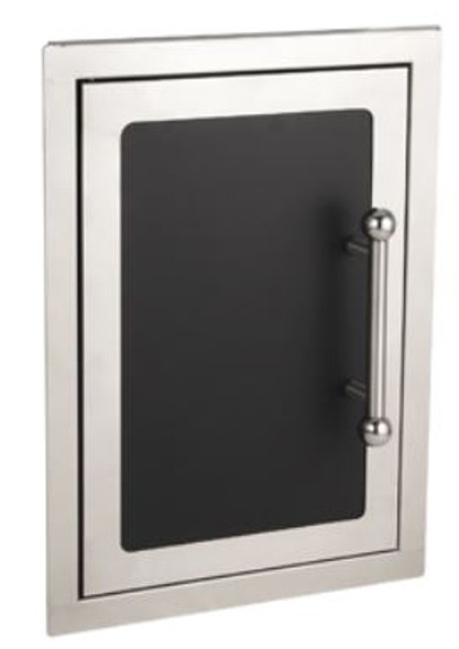 "Fire Magic 53920HSC-L Echelon Black Diamond 21"" Left Hinged Single Access Door"