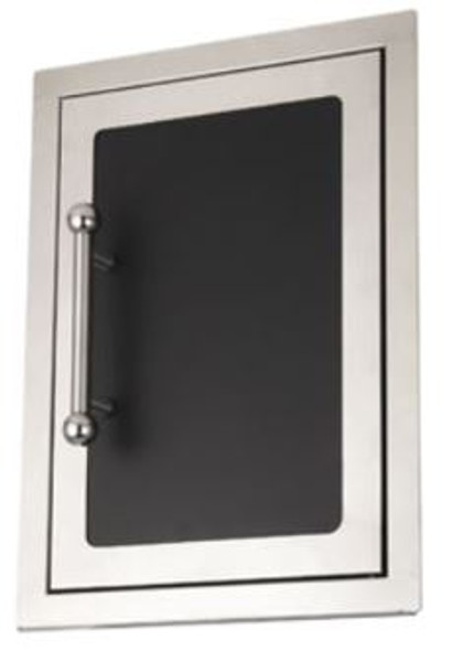 "Fire Magic 53920HSC-R Echelon Black Diamond 21"" Right Hinged Single Access Door"