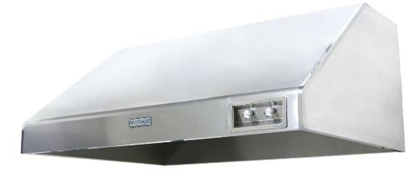 Fire Magic 48-VH-7 48-Inch 1200 CFM Stainless Steel Outdoor Vent Hood WIth Fan