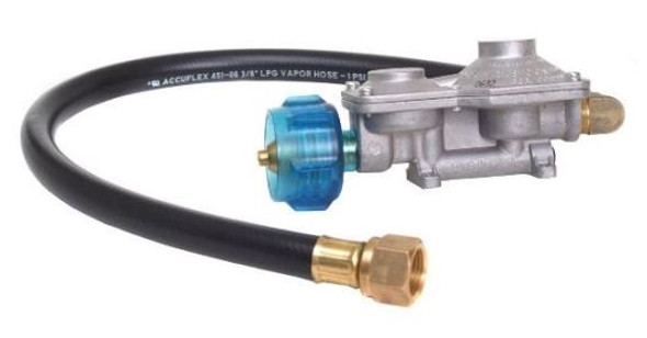 Fire Magic 5110-15 Two Stage Propane Regulator With Hose